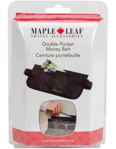 Maple Leaf Double Pocket Money Belt Product image