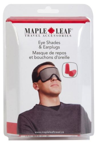 Maple Leaf Eye Shades