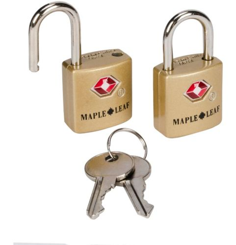 Maple Leaf Travel Sentry Locks Product image