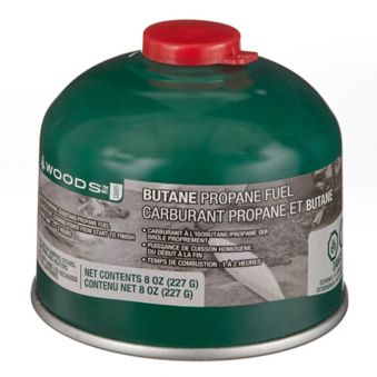 Isobutane Fuel, 8-oz