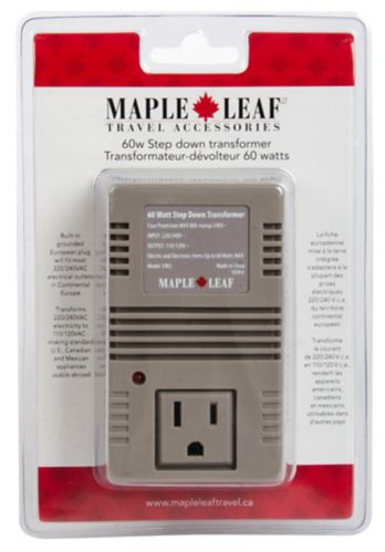 Maple Leaf 60 W Transformer Product image