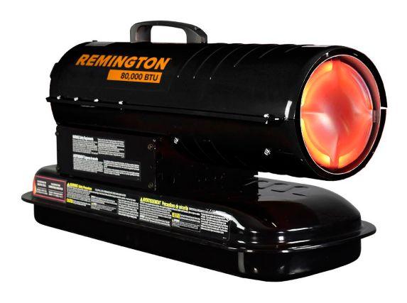 Radiateur au kérosène à air pulsé Remington HH-80T-KFA Image de l'article