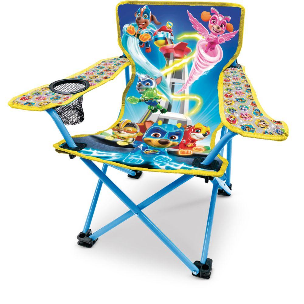 Licensed Kid' Quad Folding Chair
