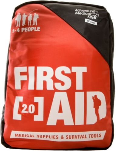 Adventure 2.0 First Aid Kit, 1-4-Person Product image