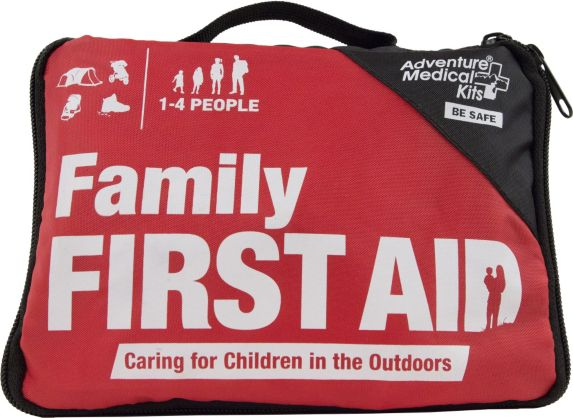 Adventure Family First Aid Kit, 1-4 People Product image