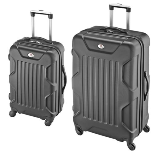 Outbound Hardside Spinner Luggage Set, Assorted, 2-pc