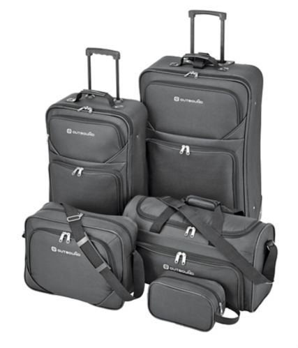 Outbound Luggage Set, 5-pc