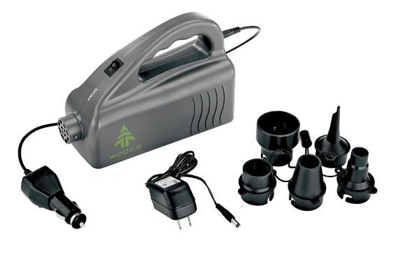 Woods™ Blast RC Rechargeable Air Pump