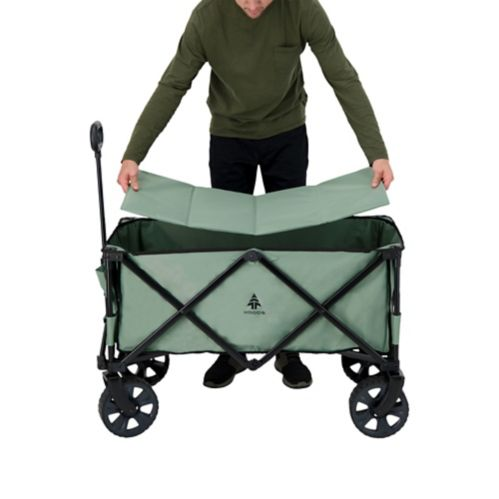 Woods™ Deluxe Folding Wagon