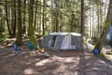 Tente à montant gonflable WoodsMC Atmospheric Plus, 8 personnes | Woods