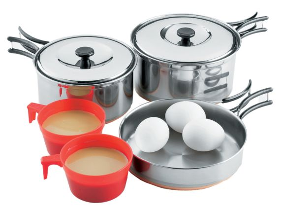 Broadstone Stainless Steel Cookset Product image