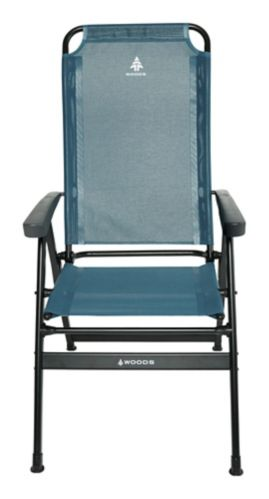 Woods™ Grandview Deluxe Mesh Camping Chair, Assorted Product image