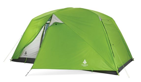 Woods™ Expedition Lookout Tent, 8-Person