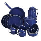 Broadstone Enamel Cookware Set, 16-Pc | Broadstone | Canadian Tire