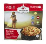 Wise Teriyaki Chicken and Rice