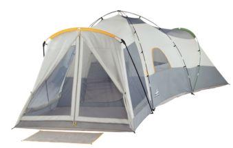 brand new eba9d c9536 Broadstone 4-Room Family Dome Tent, 13-Person