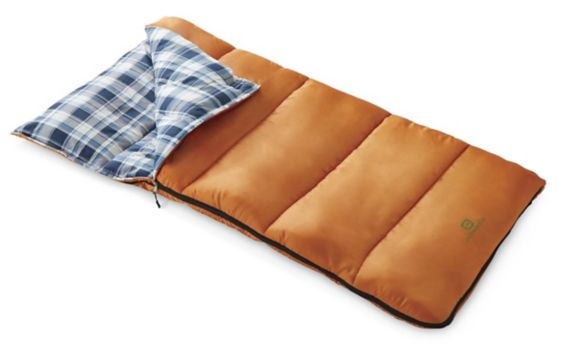 Outbound Youth Sleeping Bag, 6°C Product image