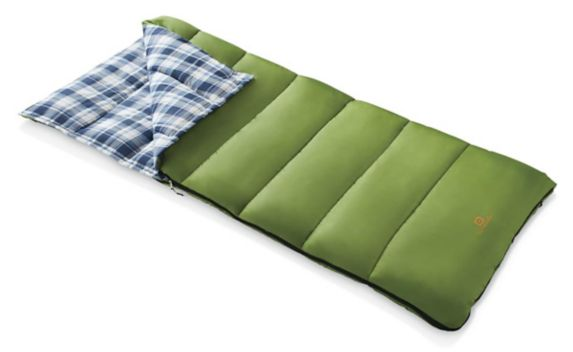 Outbound Comfort Sleeping Bag, 0°C Product image