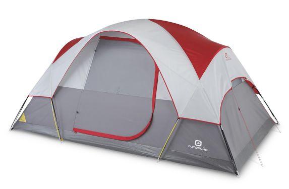 Tente longue Outbound, 6 personnes Image de l'article