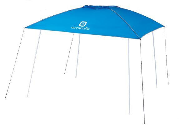 Outbound Sun Shelter, 9 x 9-ft