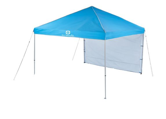Outbound Easy-Up Shelter, 10 x 10-ft
