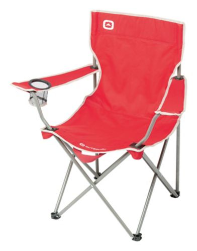 Outbound Deluxe Lightweight Folding Camp Chair, Assorted Product image