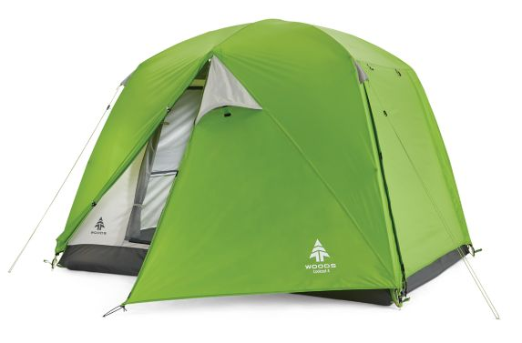 Woods™ Lookout 4-Person, 3-Season Tent Product image