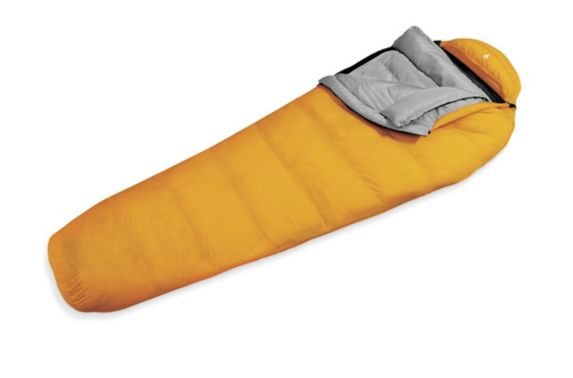 Woods™ Logan Lightweight Mummy Camping Cold Weather Sleeping Bag, -12°C Product image