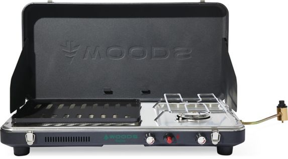 Woods™ Twofold Grill/Burner Propane Stove Product image