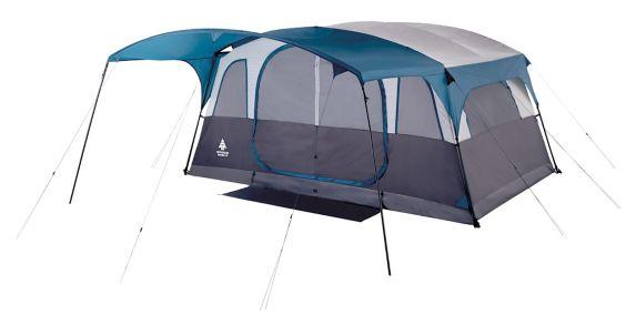 Woods™ Klondike 10-Person, 3-Season Tent Product image