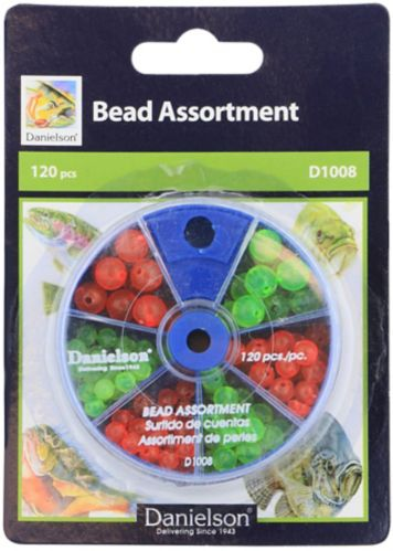 Danielson Beads Dial Box, Assorted