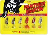 Cuiller tournante et mouche Panther Martin Sonic, paq. 6 | Panther Martin | Canadian Tire