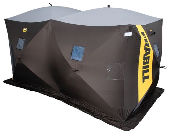 Frabill HQ300 Ice Shelter, 4-6 person