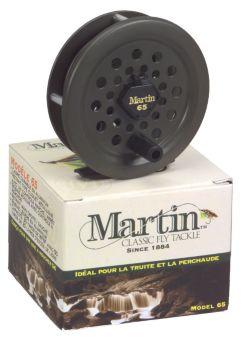 Martin Caddis Creek Fly Reel Modèle CC61 nouveau