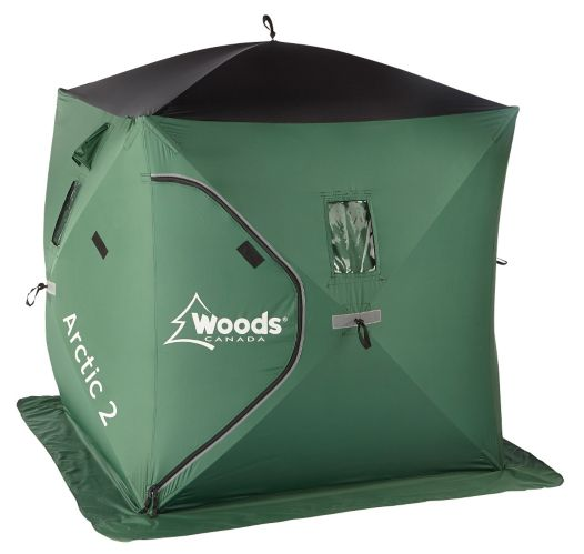 Woods Arctic Ice Shelter, 2-person