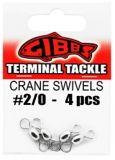 Gibbs Delta Crane Swivel, 4-pk | Gibbs | Canadian Tire