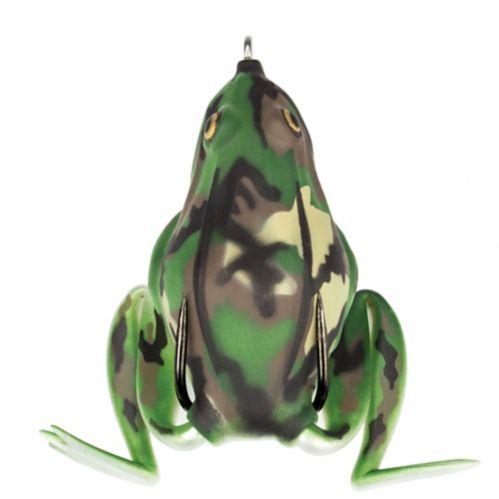 Lunkerhunt Combat Frog Fishing Lure, 3/4-oz