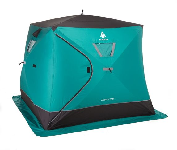 Woods Arctic Ice Shelter,  3 - 4 person Product image
