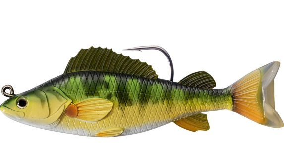 Live Target Yellow Perch Swimbait