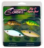 Cotton Cordell Triple Threat, 4-pk | Cotton Cordellnull