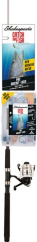 Shakespeare® Catch More Fish Spinning Combo, Pike