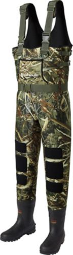Outbound Neoprene Chest Wader, Camo