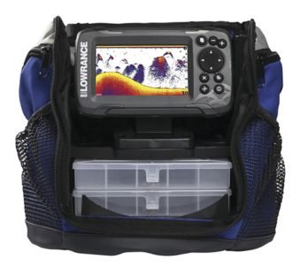 Lowrance Hook 2 - 4X All Season Pack Ice Fish Finder | Canadian Tire