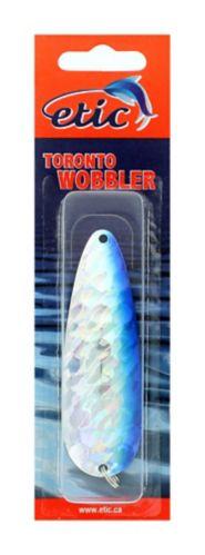 Etic Toronto Wobbler Spoon Lure, 3.5-in