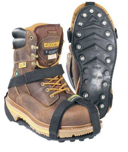 HT Enterprises Super Stud Sandal Cleats, black