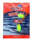 Etic Indiana Double Blade Spinner, Green, Hook #6, Size 1 | Etic | Canadian Tire