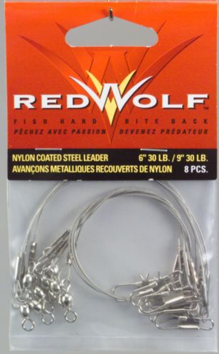 Leader Wire Nylon Coated Assortment