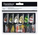 Danielson Big Game Spinner Kit, 6-pk