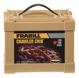 Frabill Crawler Crib | Frabill | The Frabill Crawler Crib is an easy way to keep your worms cool and lively Just soak the fibreboard container in water until saturated and add worms
