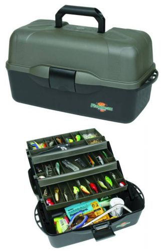 Flambeau Three Tray Tackle Box